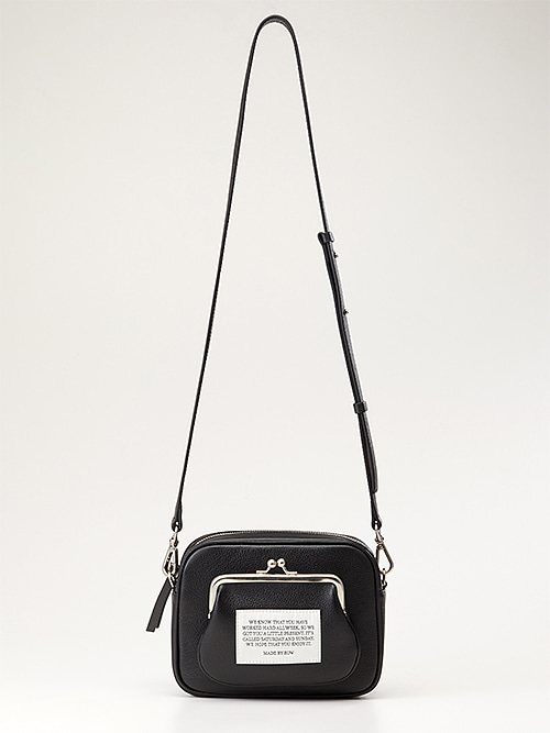 WEDNESDAY BAG - BLACK