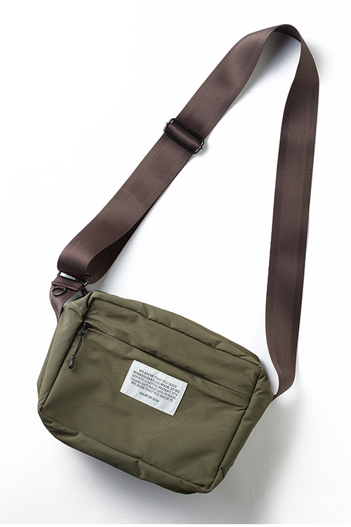 THURSDAY BAG - OLIVE